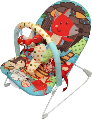 Sunbaby Wild Animal Baby Bouncer