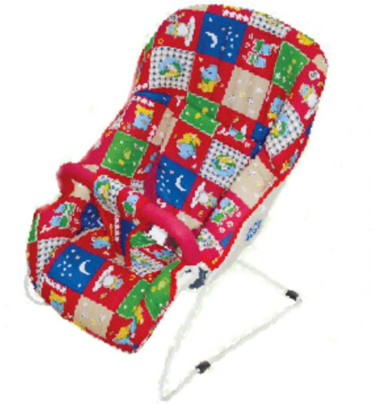 Infanto 7-in-1 Bouncer(Red)