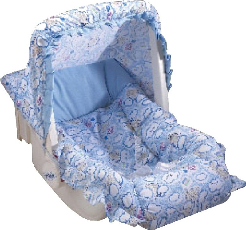 Infanto Babylove Carry Rocker Dlx(Blue)