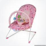 LuvLap Sunshine Baby Bouncer (Pink)