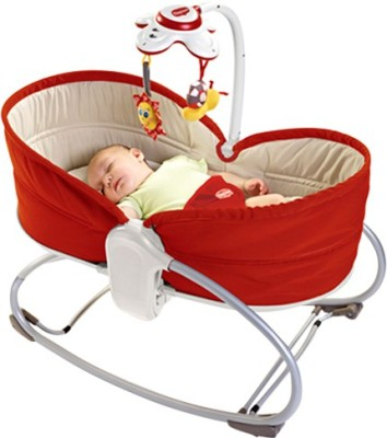 Tiny Love 3-In-1 Rocker Napper~Red(Red)