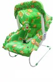 AAMAYA GREEN TEADY CARRY COT CUM BOUNCER...