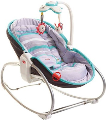 Tiny Love 18026 3 in 1 Rocker Napper-Turquoise(Multicolor)