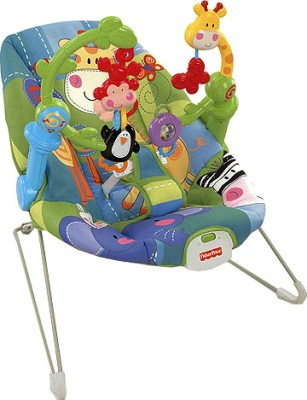 Fisher-Price Discover n Grow Swing-away Activity Bouncer