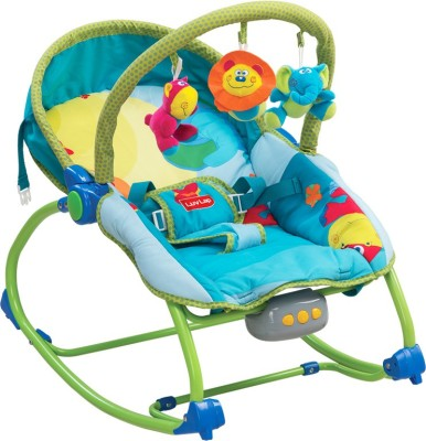 LuvLap Animal Kingdom Toddler Rocker