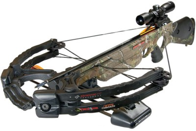 Barnett Predator 375 FPS With Carbon Compound Bow