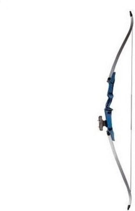Adraxx Jazz ( 25 LB) Recurve Bow(Blue, White)
