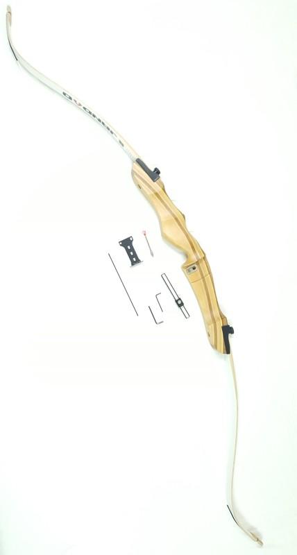 Armor ASZXL66 34LBS Recurve Bow(Multicolor)