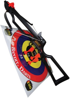 Adraxx Barnett Bandit Toy Crossbow with Blunt Arrow Darts