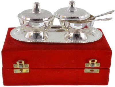 The Art Box Brass Bowl Set