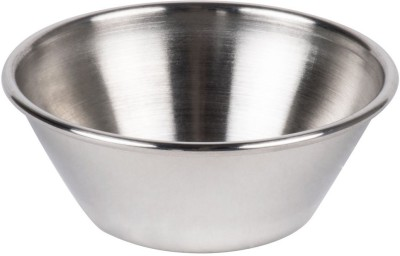 Dynore Set of 6 - 1.5oz Stainless Steel Bowl Set