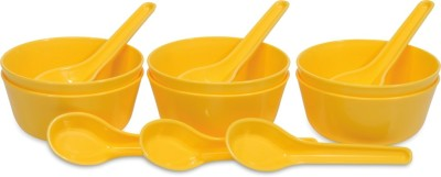 JOY HOME Polypropylene Bowl Set