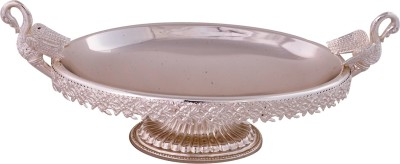 Exoticaa Silver Plated Bowl