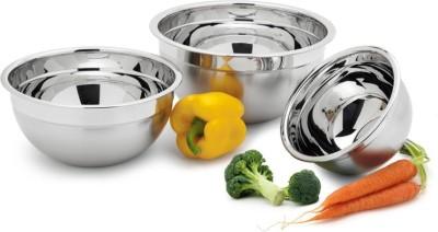 WhiteStar Royal Mixing Stainless Steel Bowl Set