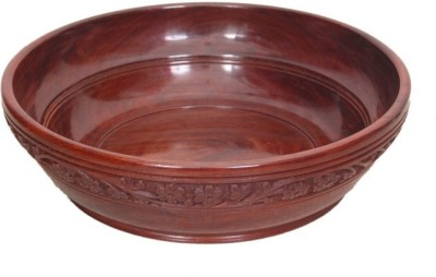 Onlineshoppee Wooden Bowl