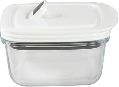 Hi Luxe White Glass Bowl