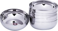 Embassy Raj Vati Stainless Steel Bowl(Steel, Pack of 6)
