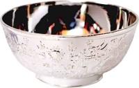 Sambhav Products Dragon Bowel big Silver Plated Bowl(Silver, Pack of 1)