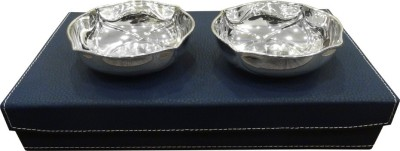 The Divine Luxury Silver Plated Bowl Set