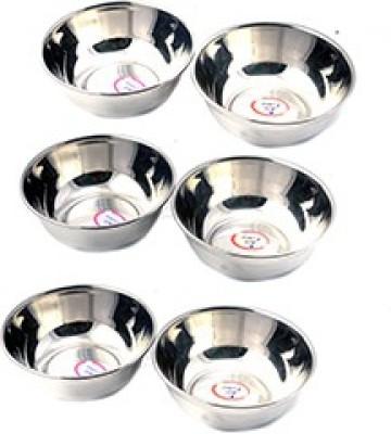 Pratha Stainless Steel Bowl Set