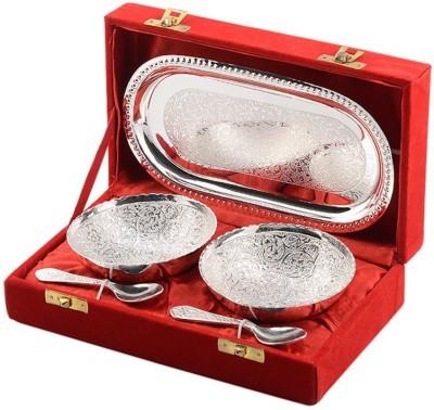 Giftz Brass Bowl Set