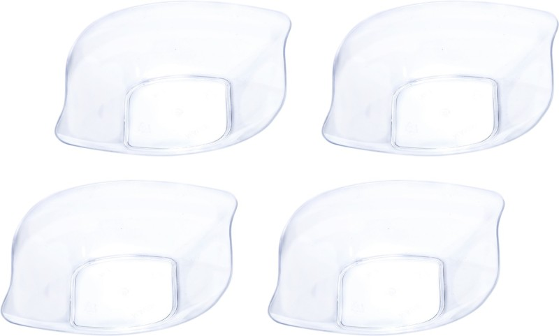 CLASSY N-1 Plastic Disposable Bowl Set(White, Pack of 50)