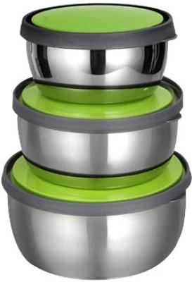Atam Home & kitchen Plastic Bowl Set
