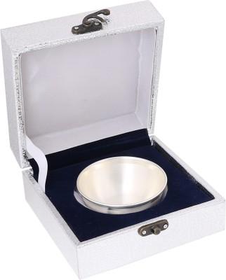 Osasbazaar Pure 999 Fine BIS Hallmarked 100ml Silver Bowl