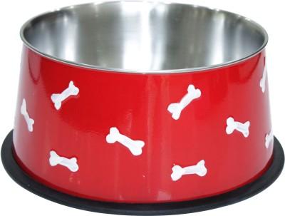 Heureux Floor Diner Stainless Steel Bowl