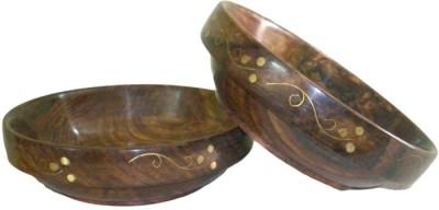 Onlineshoppee Wooden Bowl Set