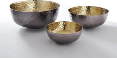 Yudezine Aluminium Bowl Set