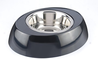 Heureux Boat Diner Stainless Steel Bowl