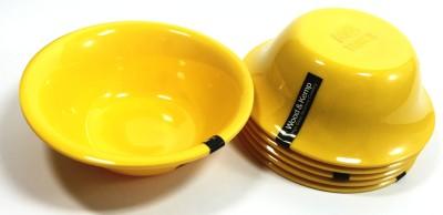 Wood & Kemp Korelle yellow Melamine Bowl Set
