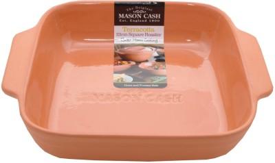 Mason Cash Terracotta Square Dish - 24cm Earthenware Bowl