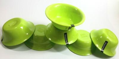 Wood & Kemp korelle Green Melamine Bowl Set