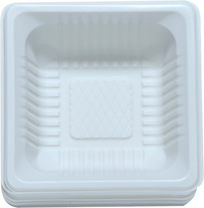 styleware by msi Plastic Disposable Bowl Set(White)