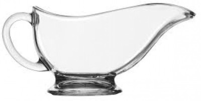 Its Our Studio Gravy Boat Glass Bowl