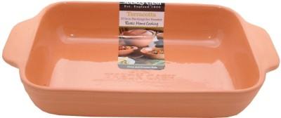 Mason Cash Terracotta Rectangular Dish - 34cm Earthenware Bowl
