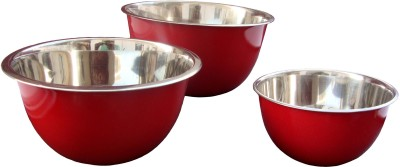 HMSTEELS Aluminium Bowl Set