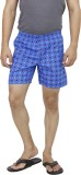 Wineberry Style Star Printed Men's Boxer...