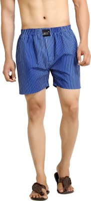 London Bee Striped Men's Boxer