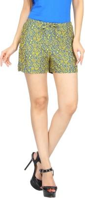 Duvi Trendy Fashionable Printed Women's Boxer