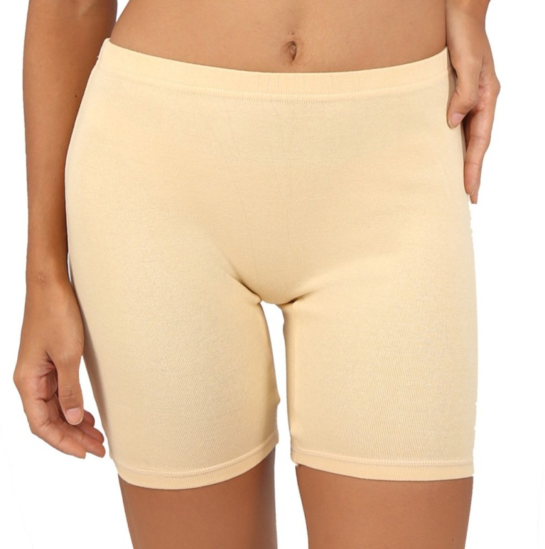 Bralux Cycling Shorts Solid Women's Boxer(Pack of 1)