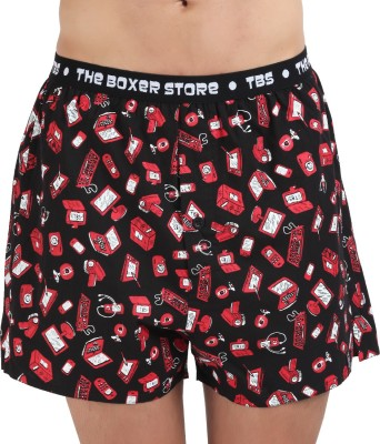 The Boxer Store Wired Printed Men's Boxer