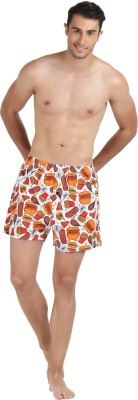 The Boxer Store Foodie Printed Men's Boxer