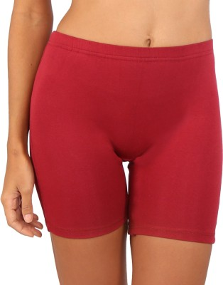 Bralux Cycling Shorts Solid Women's Boxer