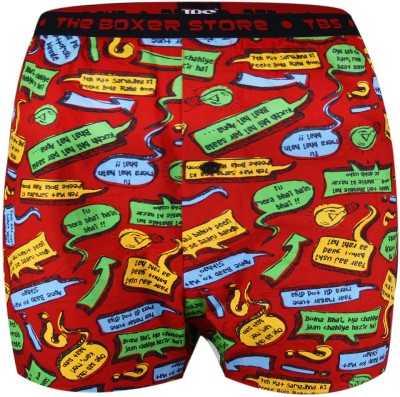 The Boxer Store I Am Drunk Printed Men's Boxer