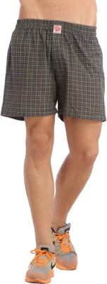 Fio Checkered Men's Boxer
