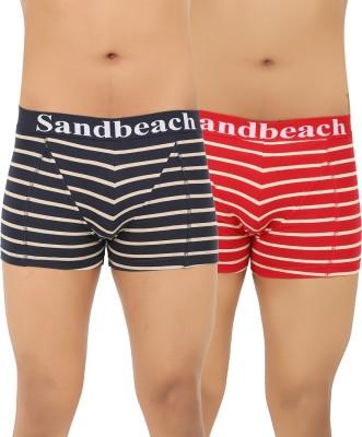 SAND BEACH Striped Men's Boxer