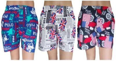 Lyril Printed Men's Multicolor Boxer Shorts